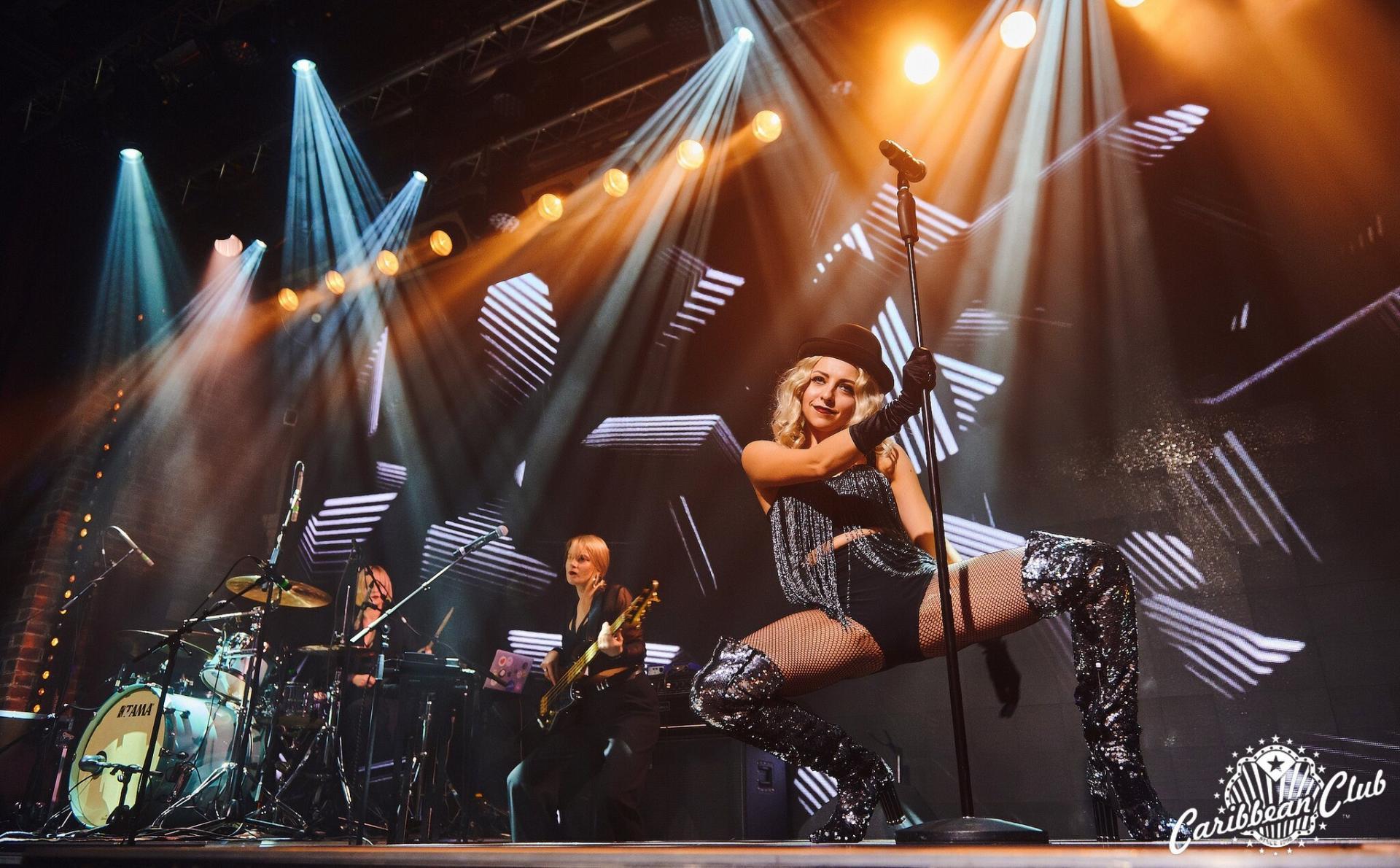 Show Madonna